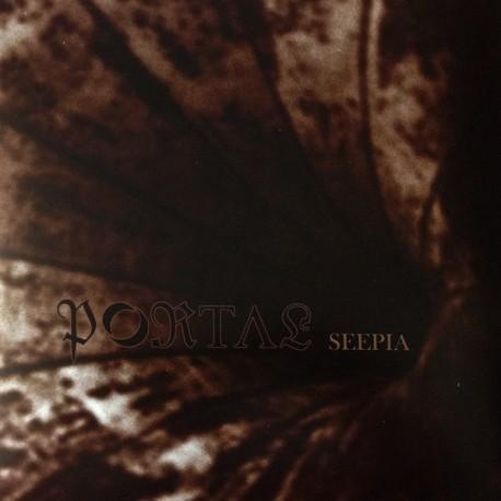 PORTAL Seepia – Vinyl LP (brown translucent) * Pre-order