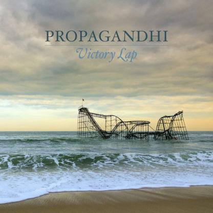 PROPAGANDHI Victory Lap - Vinyl LP (beer with grey smoke)