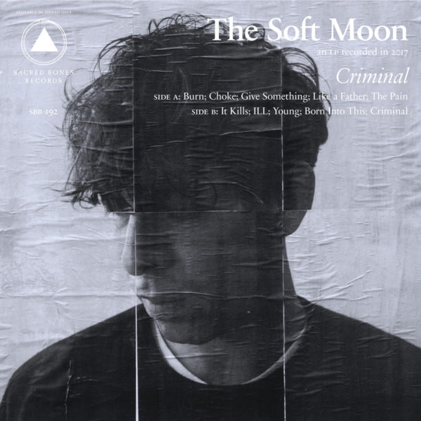 THE SOFT MOON Criminal - Vinyl LP (black | white) | CD
