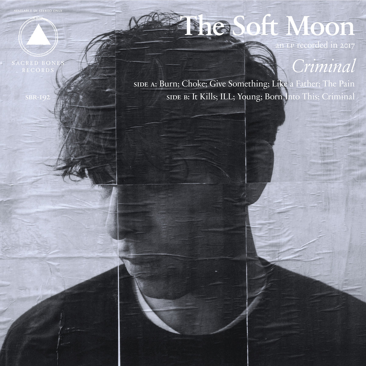 THE SOFT MOON Criminal – Vinyl LP (black | white) | CD