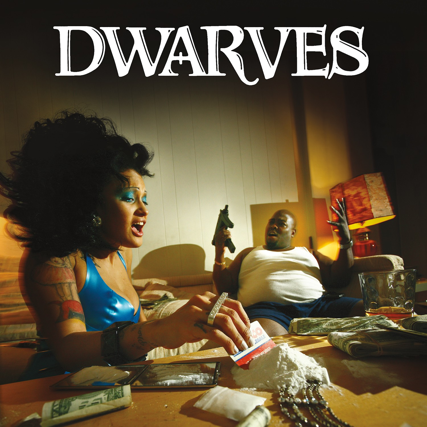 DWARVES Take Back The Night - Vinyl LP (black)