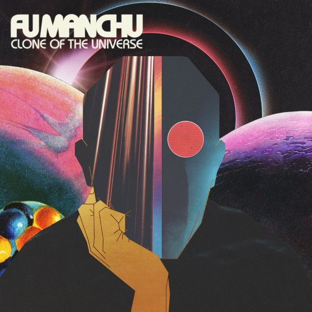 FU MANCHU Clone Of The Universe - Vinyl LP (black with blue swirl) | CD