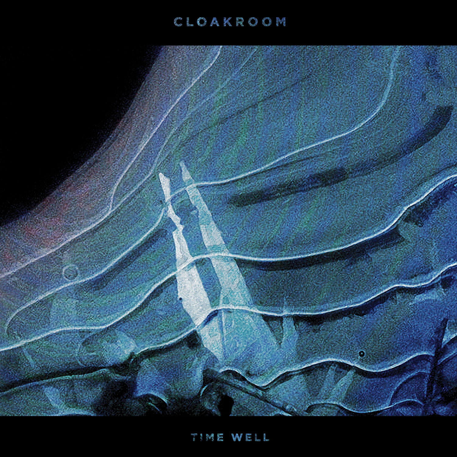 CLOAKROOM Time Well - Vinyl 2xLP (black)