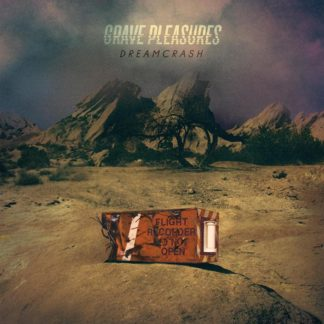 GRAVE PLEASURES Dreamcrash - Vinyl LP (red) + CD