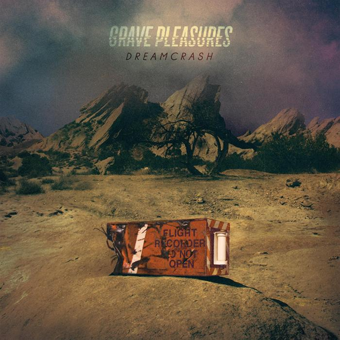 GRAVE PLEASURES Dreamcrash – Vinyl LP (red) + CD