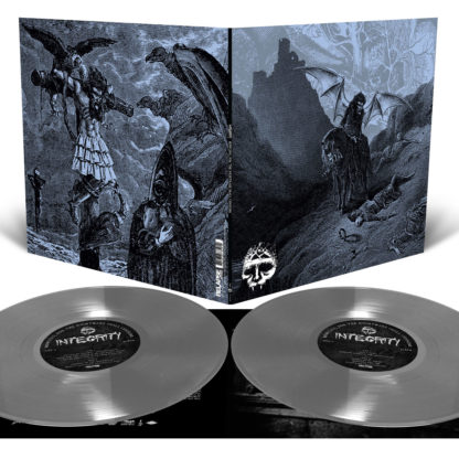 INTEGRITY Howling, For The Nightmare Shall Consume - Vinyl 2xLP (silver)