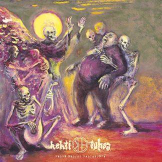 KOHTI TUHOA Pelon neljäs valtakunta - Vinyl LP (black)