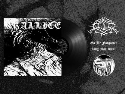 KRALLICE Go Be Forgotten - Vinyl LP (black)