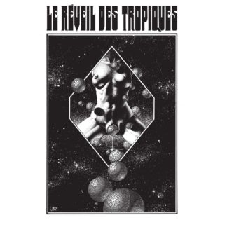 LE REVEIL DES TROPIQUES Big Bang - Vinyl LP (blue and purple swirl)