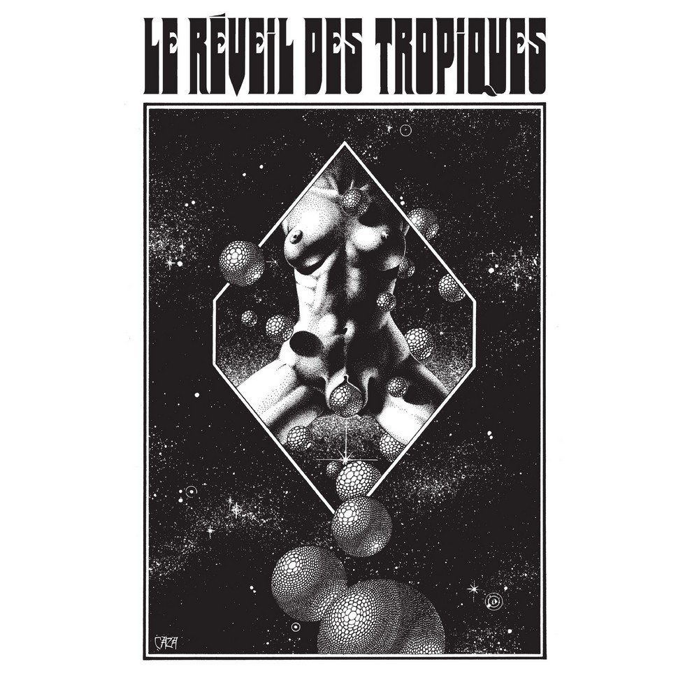 LE REVEIL DES TROPIQUES Big Bang – Vinyl LP (blue and purple swirl)