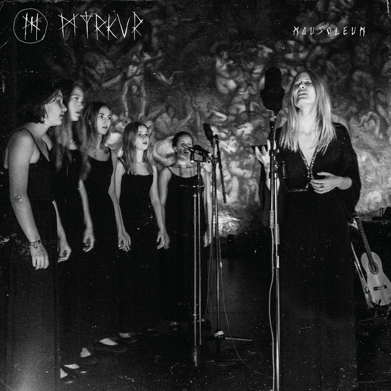 MYRKUR Mausoleum - Vinyl LP (black)