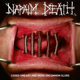 NAPALM DEATH Coded Smears and More Uncommon Slurs - Vinyl 2xLP (black)