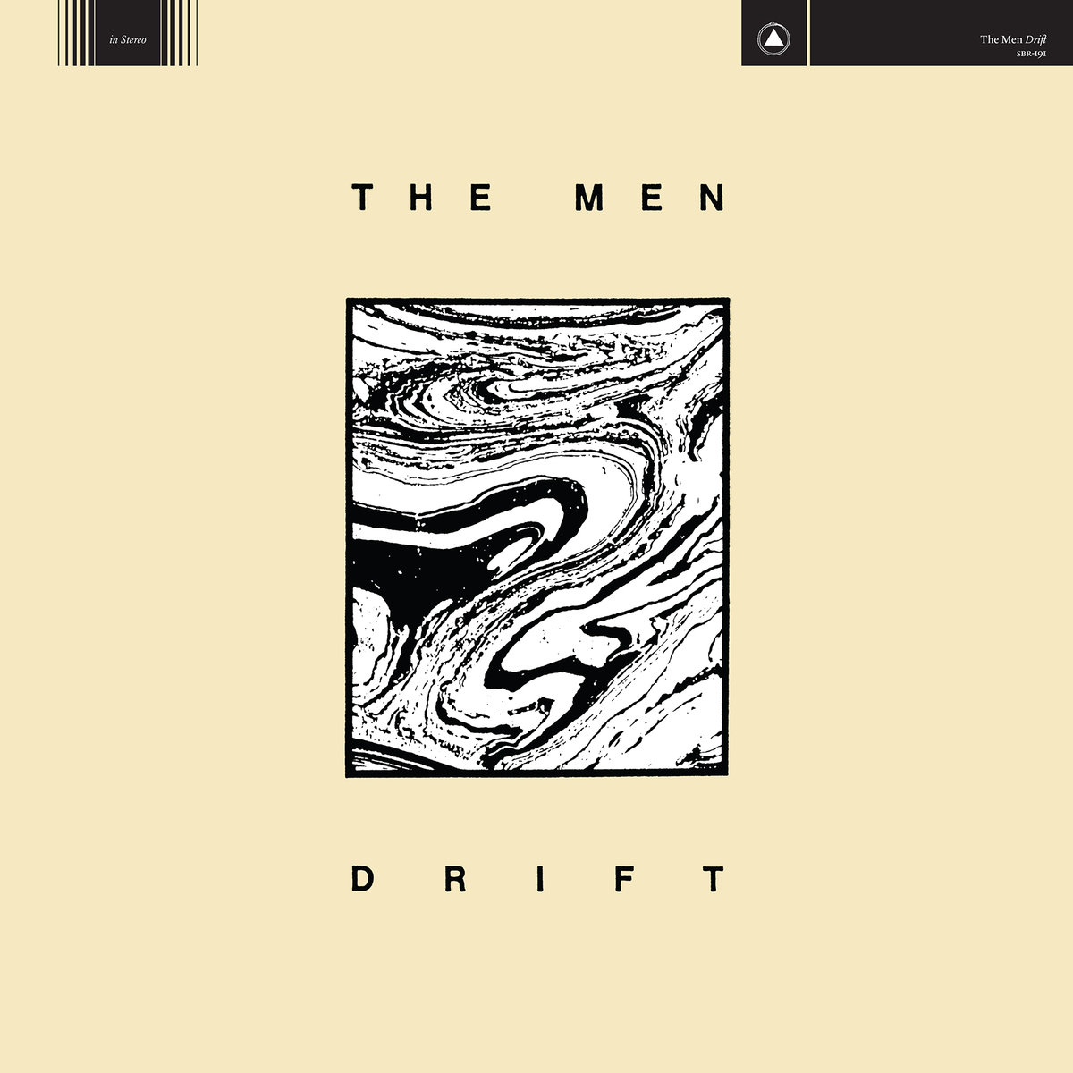 THE MEN Drift - Vinyl LP (deep drift | black) | CD