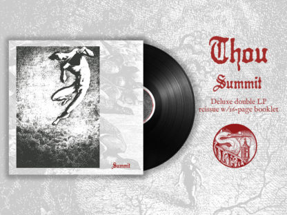 THOU Summit - Vinyl 2xLP (black)