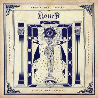 USNEA Random Cosmic Violence - Vinyl 2xLP (black)