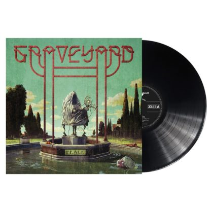 GRAVEYARD Peace - Vinyl LP (black)