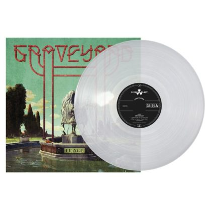 GRAVEYARD Peace - Vinyl LP (clear)