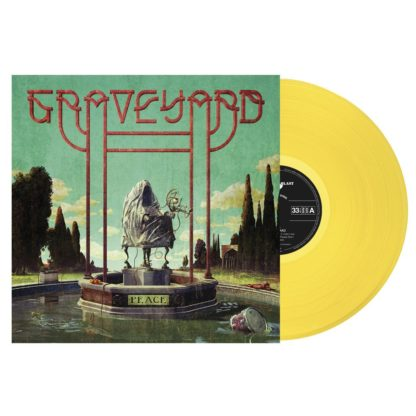 GRAVEYARD Peace - Vinyl LP (yellow)