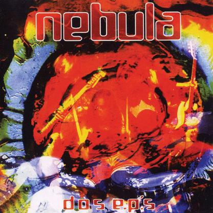 NEBULA Dos EPs - Vinyl LP (black)