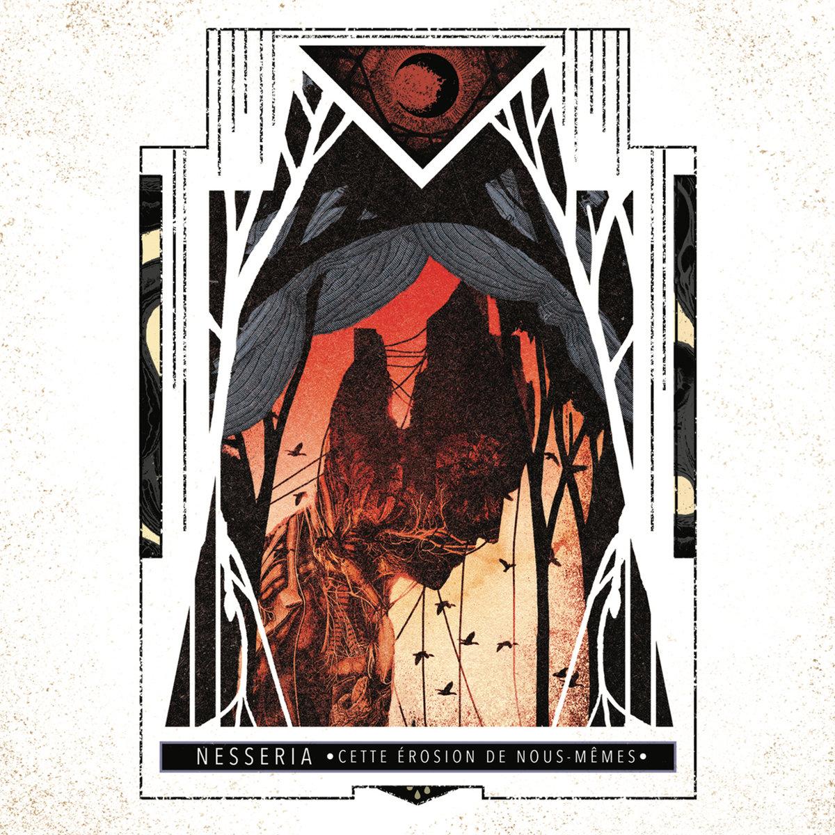 NESSERIA Cette Érosion De Nous-Mêmes – Vinyl LP (black)