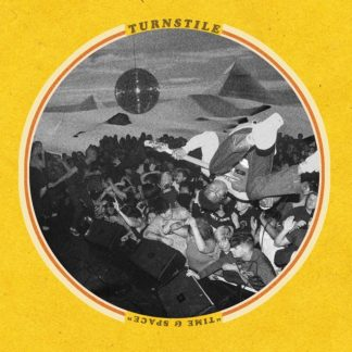 TURNSTILE Time And Space - Vinyl LP (white)
