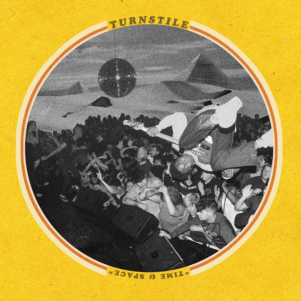 TURNSTILE Time And Space – Vinyl LP (white)