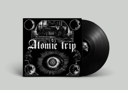 ATOMIC TRIP Strike #1 - Vinyl LP (black)