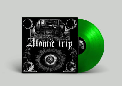 ATOMIC TRIP Strike #1 - Vinyl LP (uranium green)