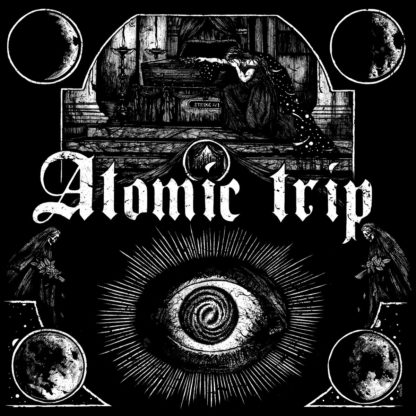 ATOMIC TRIP Strike #1 - Vinyl LP (uranium green | black)