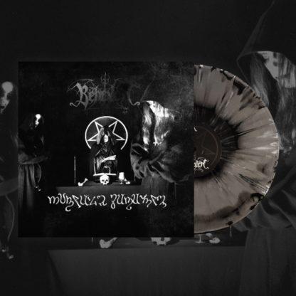 BEHEXEN Rituale Satanum - Vinyl LP (white with black splatter)