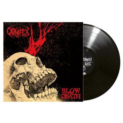 CARNIFEX Slow Death - Vinyl LP (black)
