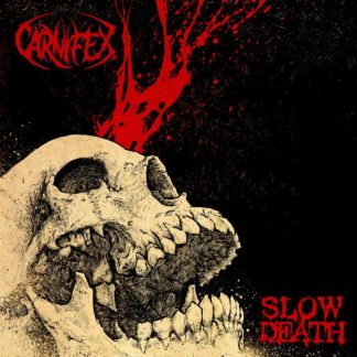 CARNIFEX Slow Death - Vinyl LP (black)