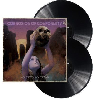 CORROSION OF CONFORMITY No Cross No Crown - Vinyl 2xLP (black)