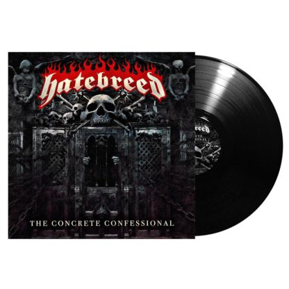 HATEBREED The concrete confessional - Vinyl LP (black)