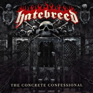 HATEBREED The concrete confessional - Vinyl LP (clear black)