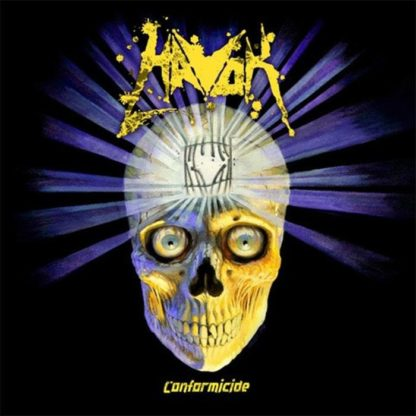 HAVOK Conformicide - Vinyl 2xLP (gold | black) + CD