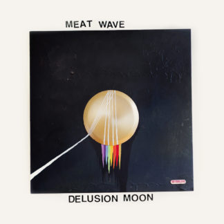 MEAT WAVE Delusion Moon - Vinyl LP (gold)