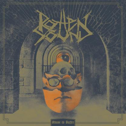 ROTTEN SOUND Abuse To Suffer - Vinyl LP (white)