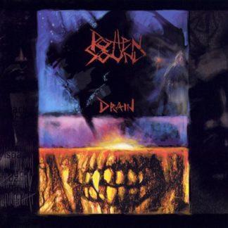 ROTTEN SOUND Drain - Vinyl LP (red)