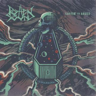 ROTTEN SOUND Suffer To Abuse - Vinyl LP (blue)
