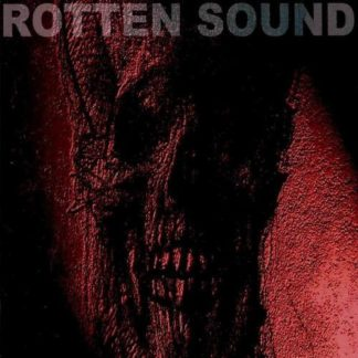ROTTEN SOUND Under Pressure - Vinyl LP (blue)