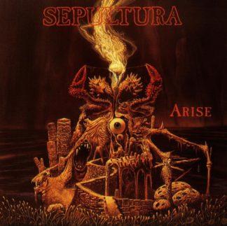 SEPULTURA Arise - Vinyl 2xLP (black)