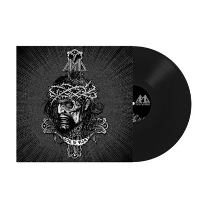 ALL PIGS MUST DIE God Is War - Vinyl LP (black)