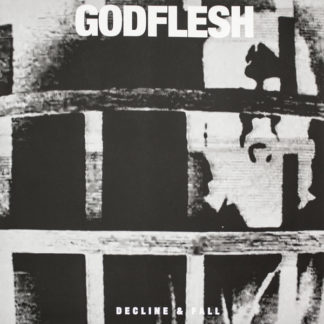 GODFLESH Decline & Fall - Vinyl LP (black)