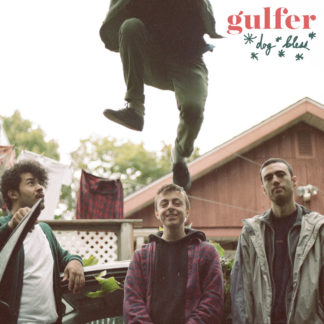 GULFER Dog Bless - Vinyl LP (milky clear with red blop)