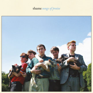 SHAME Songs Of Praise - Vinyl LP (black)
