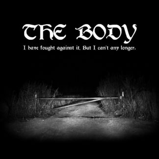 THE BODY I Have Fought Against It, But I Can't Any Longer. - Vinyl 2xLP (black)