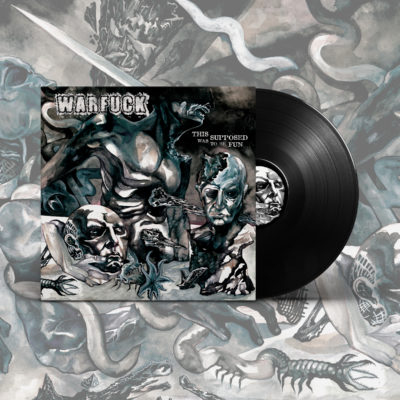 WARFUCK This Was Supposed To Be Fun - Vinyl LP (black)