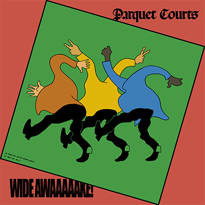 PARQUET COURTS Awake - Vinyl LP (black)