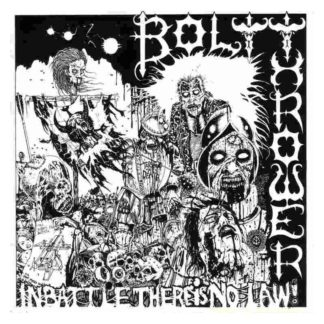 BOLT THROWER In Battle There Is No Law - Vinyl LP (black)